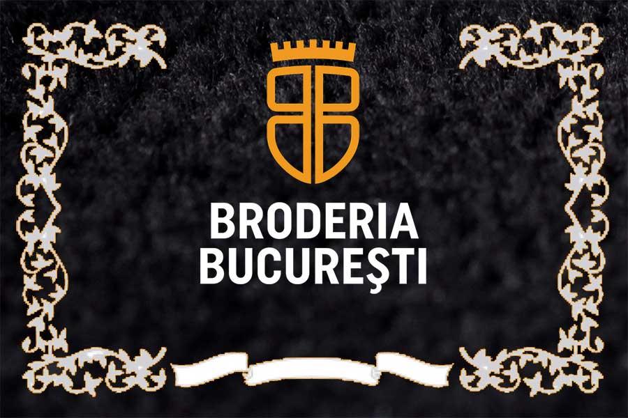 Broderia Bucuresti - Broderie Computerizata